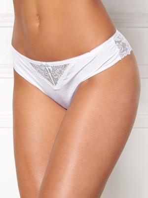 D17428A-White-Csipkés brazil tanga
