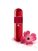 B3 mini masszírozó piros színben
