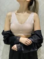 Mira exkluzív testszínű merevítő nélküli bralette