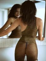 LA86101-054-Fekete-arany lurex női ruha
